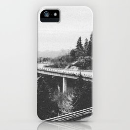 ON THE ROAD XXII / North Carolina iPhone Case