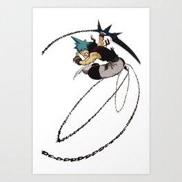 Soul Eater  Art Print