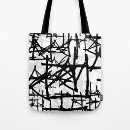 Abstract1on Tote Bag