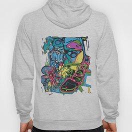 Abstract #5 Hoody