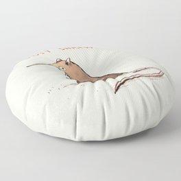 Just Shrew It Floor Pillow