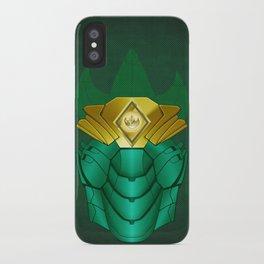Green Iron Ranger iPhone Case