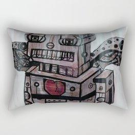 210. Barry Angel. Rectangular Pillow