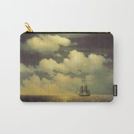 Aivasovsky Ivan - Merkuri 1848 Carry-All Pouch