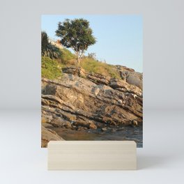 Ligurian coast Mini Art Print