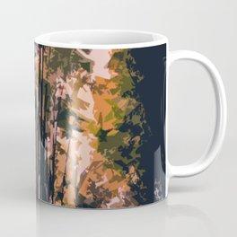 Mysterious Komorebi Coffee Mug