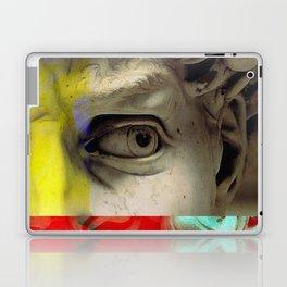 RY Statue Laptop & iPad Skin