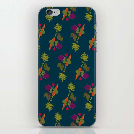 Vegetable Medley iPhone Skin