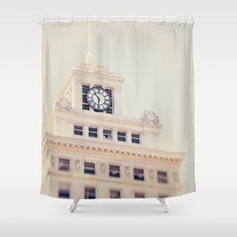 Jackson Tower Shower Curtain