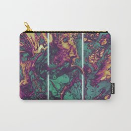 Left Alone Carry-All Pouch