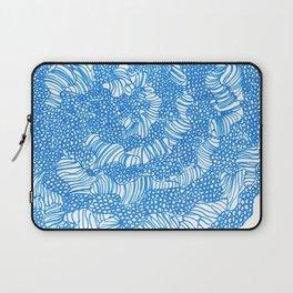 March's Blue 5    | Artline Drawing Pens Sketch Laptop Sleeve