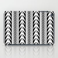 moroccan iPad Cases featuring Moroccan Stripes by Caitlin Workman