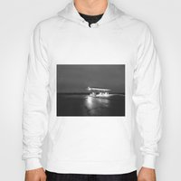 oil Hoodies featuring OIL by Anthony Morell