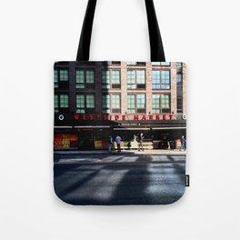 Westside Market Morning Reflection Tote Bag
