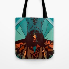 Mountain Dawn Tote Bag