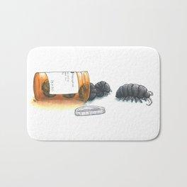 Pill bugs Bath Mat