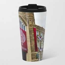 Keating Hall at Fordham University Commencement  Travel Mug