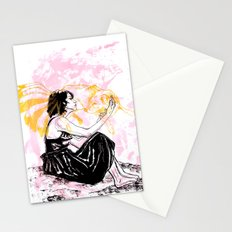 Departure Stationery Cards