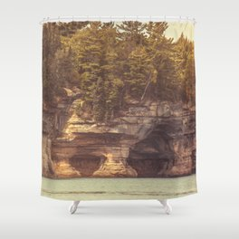 These Days Shower Curtain