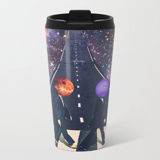 Across the Galaxy Metal Travel Mug
