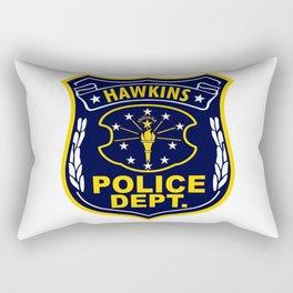 Hawkins Police Department Rectangular Pillow