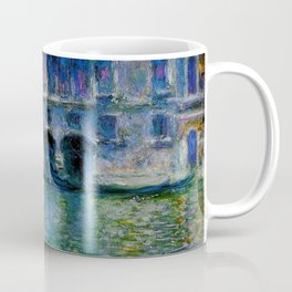 Claude Monet Palazzo da Mula, Venice Coffee Mug