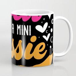 Loved By A Mini Aussie Australian Paws Coffee Mug