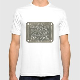 Unprecedented T-shirt