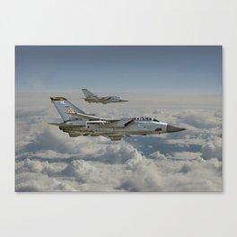 Tornado F3 - Pair Canvas Print