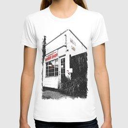 Norma's Barbershop  T-shirt
