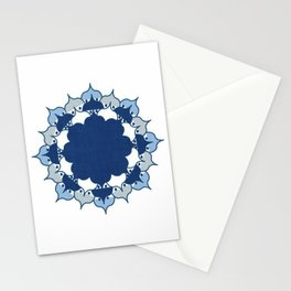 Lotus Mandala 1.0 Stationery Cards