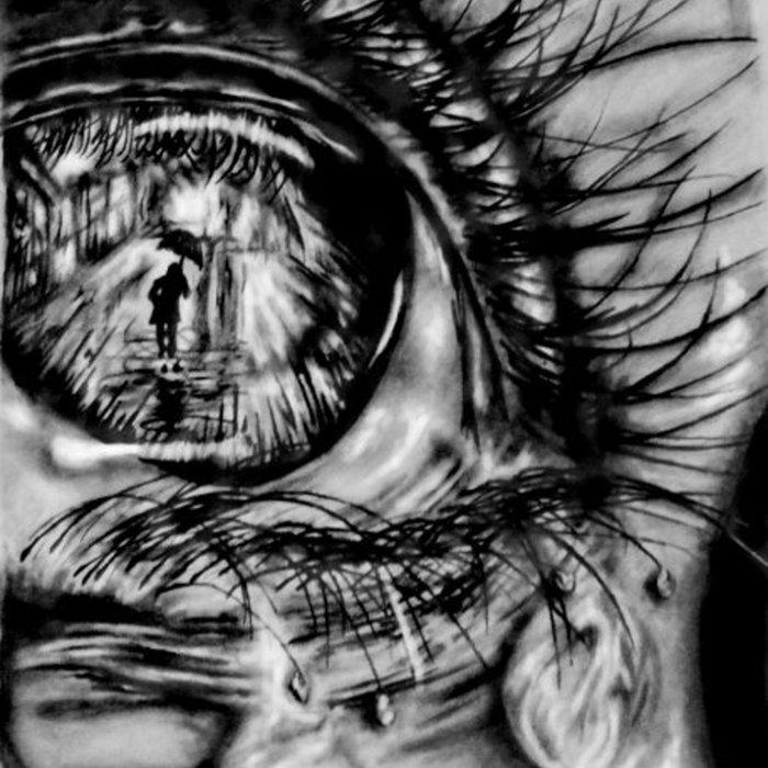 Divergent Eye Duvet Cover