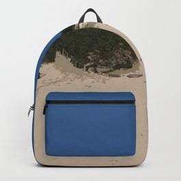No Skinny Dipping Backpack