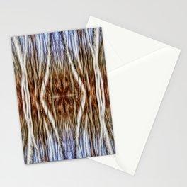 Carlos #10 Birch trees Stationery Cards