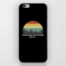 Wilhelmina State Forest Missouri iPhone Skin