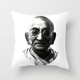 grande anima Throw Pillow