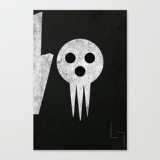 Shinigami-Sama Canvas Print