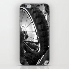 Sandstone and Tires 1 iPhone & iPod Skin
