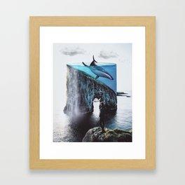 Original Bocal by GEN Z Framed Art Print