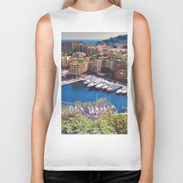 Monaco Biker Tank