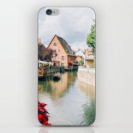 La Petite Venise Colmar iPhone Skin