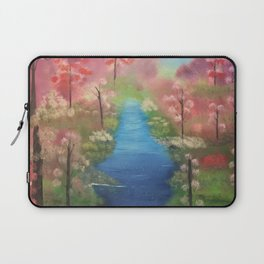 Blossoms in the Spring Laptop Sleeve