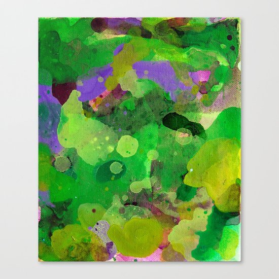 Abstract 72 Canvas Print