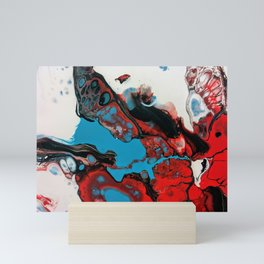 Rupture V Mini Art Print