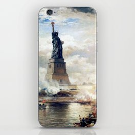 Statue of Liberty Unveiling iPhone Skin