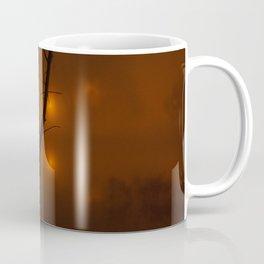 A Twig on a Foggy Night Coffee Mug