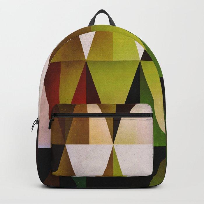 green yyyr Backpack