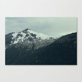 Yonder Mountain Canvas Print