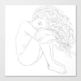 Vulnerability Canvas Print