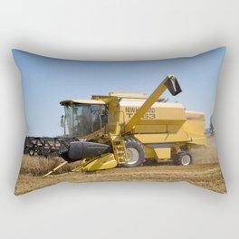 New Holland TX63 Combine Harvester Rectangular Pillow